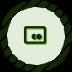payment icon dark